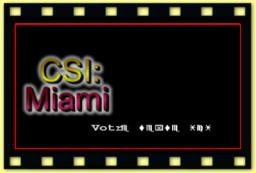 theme  - 367 CSI Miami Text