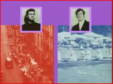 The persuaders : opening sequence