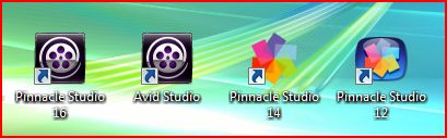 Pinnacle et Studio