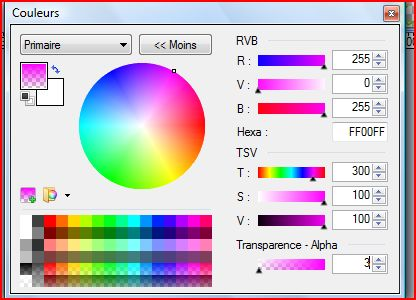 defining a color in Paint.net